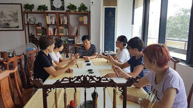 成年人硬笔书法零基础培训班